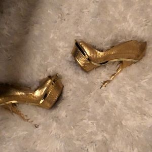 Bebe's shoes